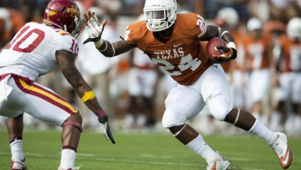 Texas and Conference Realignment - Southern Pigskin